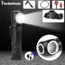 Super XHP50 LED flashlight…