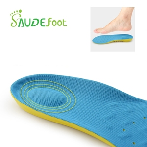 Image 5 - Orthopedic Shoes Insoles Stretch Breathable Shock Absorption Running Cushion Insoles Shoes Pads Sport Shoes Inserts