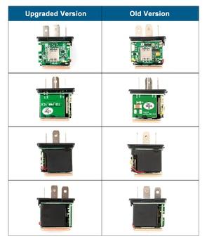 Mini GPS Tracker Car Tracker Micodus MV720 Hidden Design Cut Off Fuel GPS Car Locator 9-90V 80mAh Shock Overspeed Alert Free APP 5
