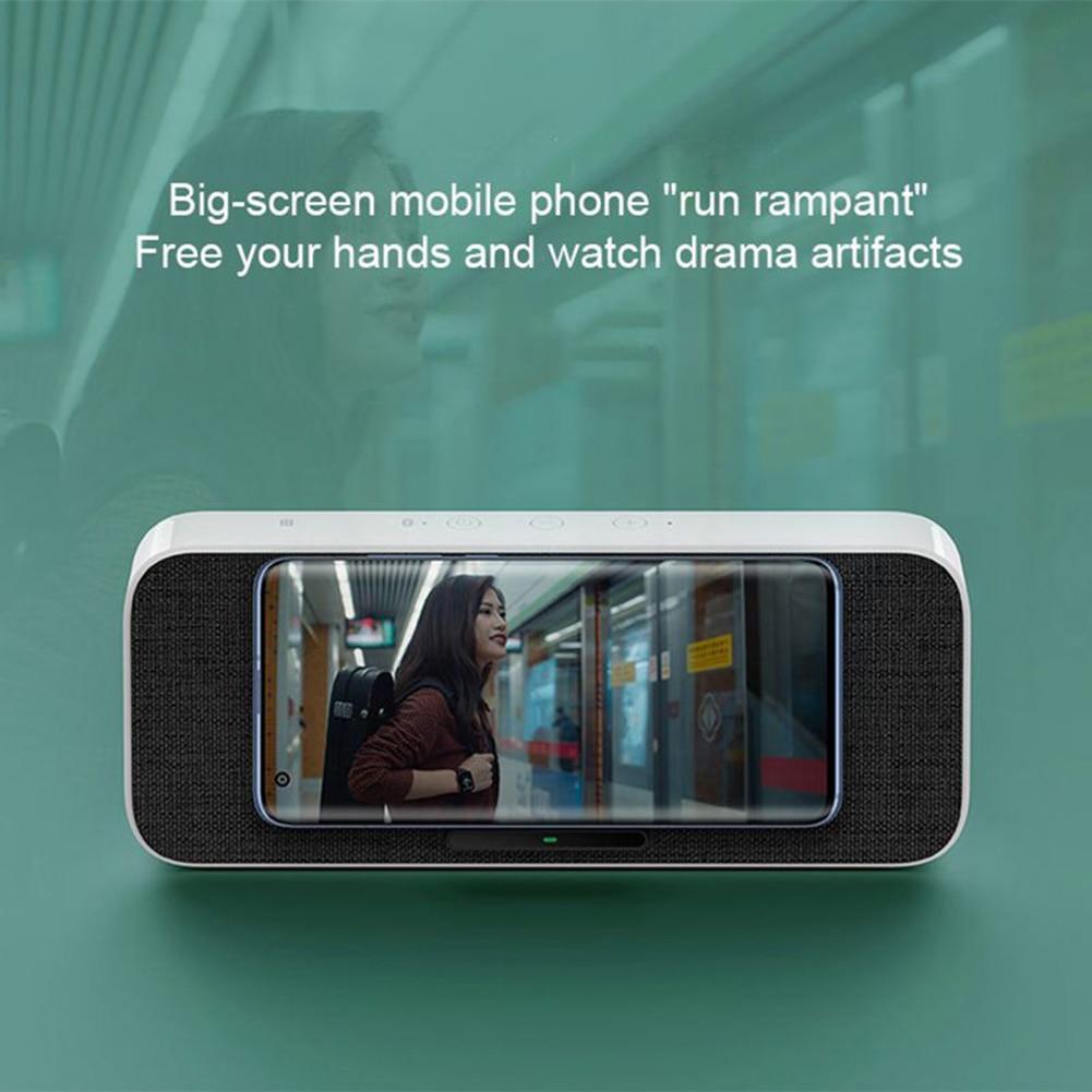 Xiaomi 30W QI charger + Bluetooth speaker  6