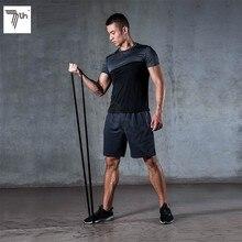 Youpin Qihao اللياقة البدنية رباط مرن على شكل الجسم ممارسة قوة اللاتكس الطبيعي المحمولة مناسبة للرياضة واللياقة البدنية