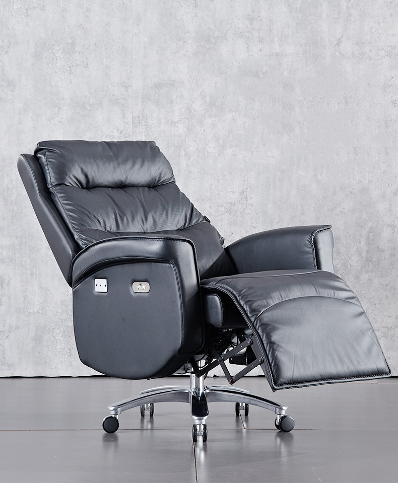 Genuine Leather Business Office Chair