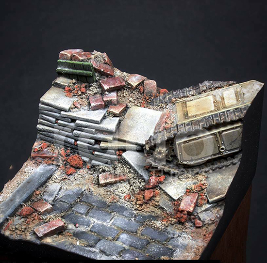 Base Length 60mm Width 60mm High 33mm - Resin Figure Model Kits Miniature Gk Unassembly Unpainted
