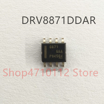 Free Shipping 10PCS/LOT NEW DRV8871DDAR DRV8871DDA DRV8871 8871 HSOP-8