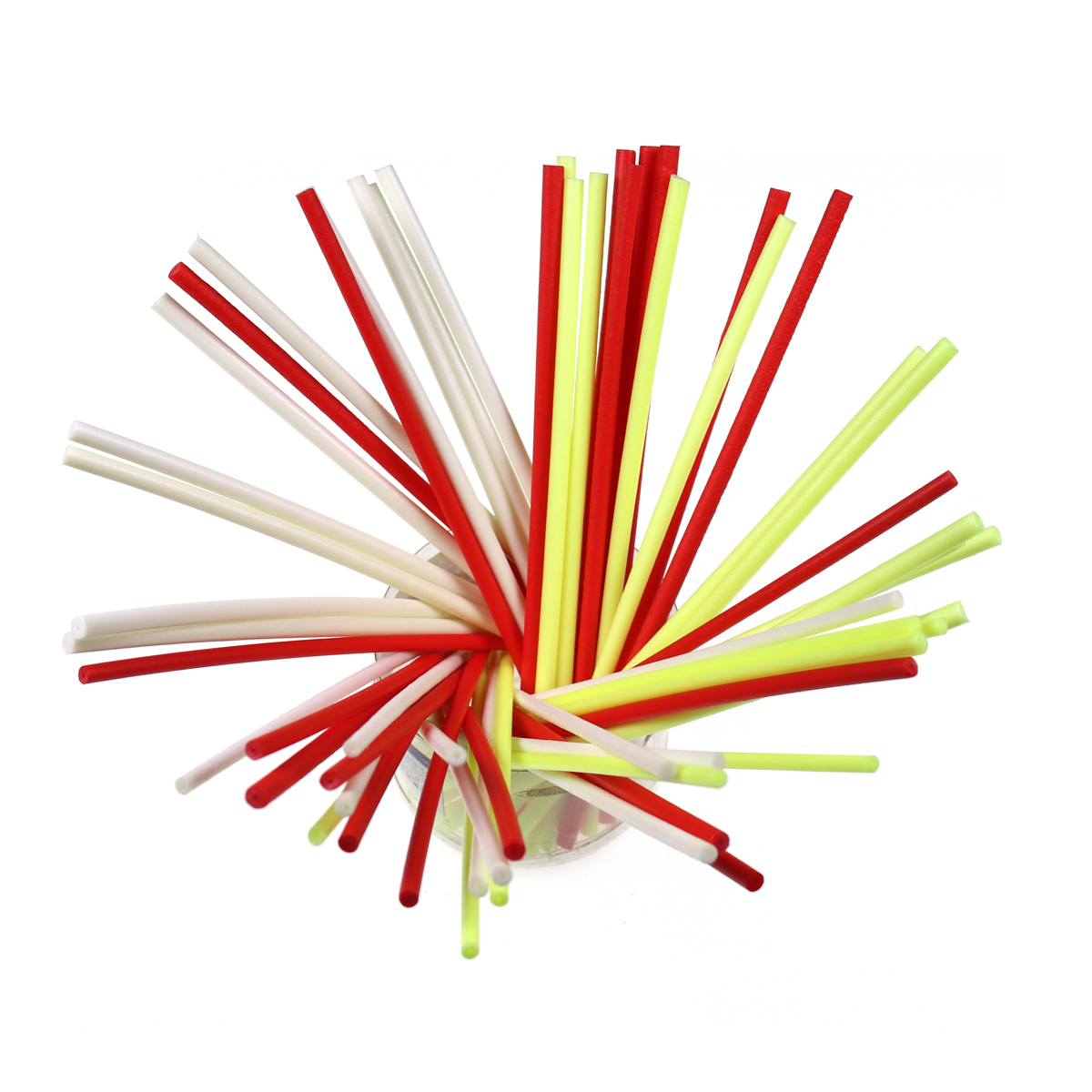 10PCS/Pack DIY Fishing Float, Float Stick, Floam Float Rigging Tube Material High Density Cylinder Foam With Center Hole S M L