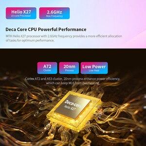"Image 3 - Teclast M16 11.6 ""แท็บเล็ตAndroid Helio X27 Deca Core 4GB RAM 128G ROM 4Gเครือข่ายเม็ดPC 5.0MP Docking Type C HDMI 7500MAh"