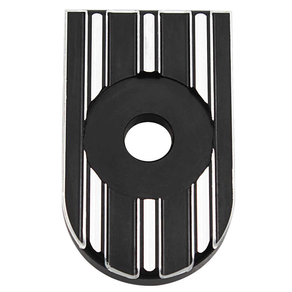 Motosiklet arka çamurluk koltuk cıvata vida somunu montaj düğmesi kapak somun için Harley Sportster 1200 883 geniş Glide sokak Bob yol kral