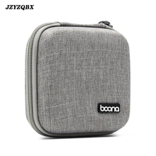 купить Travel Electronic Accessories Organizer Bag Digital Package Data Line Charger Storage Bag reis accessoires o bag по цене 579.46 рублей