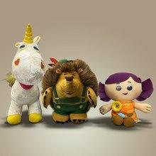 Brinquedo-história 3 colecionador mr. hedgehog pricklepants buttercup fora da boneca de impressão dolly pelúcia