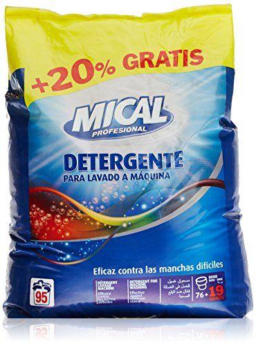 Deterg.mical Polvo Saco Trad.76+19d