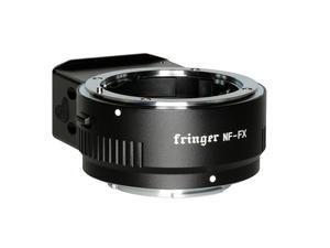 Image 4 - Fringer NF FX  AF Lens adapter ring for Nikon AF S AF P D/G/E Lens F Mount lens to Fuji X Mount cameras XT100 XT2 XT3 XT30