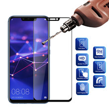2 Stuks Beschermende Glas Voor Huawei Mate 20 Lite 20 Lite Full Screen Protectors Op Mate20 Licht Mate20 Armor Gehard glas Film
