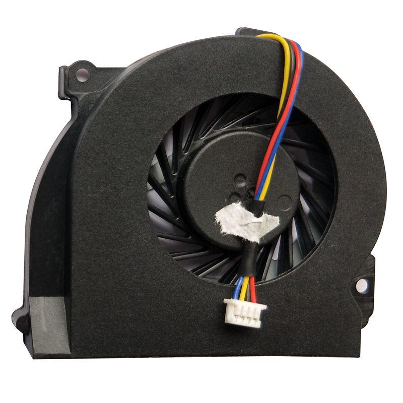 Laptop CPU Cooling Fan 4-Pin Fits HP Elitebook 2560 2560P 2570 2570P 651378-001