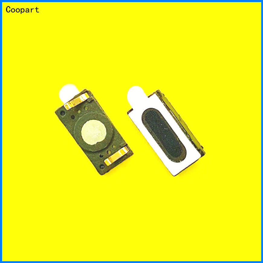 2pcs/lot Coopart New Ear Speaker Receiver Earpiece Replacement For UMI ROME/ UMI X / UMI TOUCH London Hammer / Alcatel Flash 2