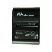 mini wireless bluetooth Milestone 2inch Mini Bluetooth Receipt Printer Thermal Portable Wireless bill ticket Android IOS Pocket Printer small MHT-P10 (1)