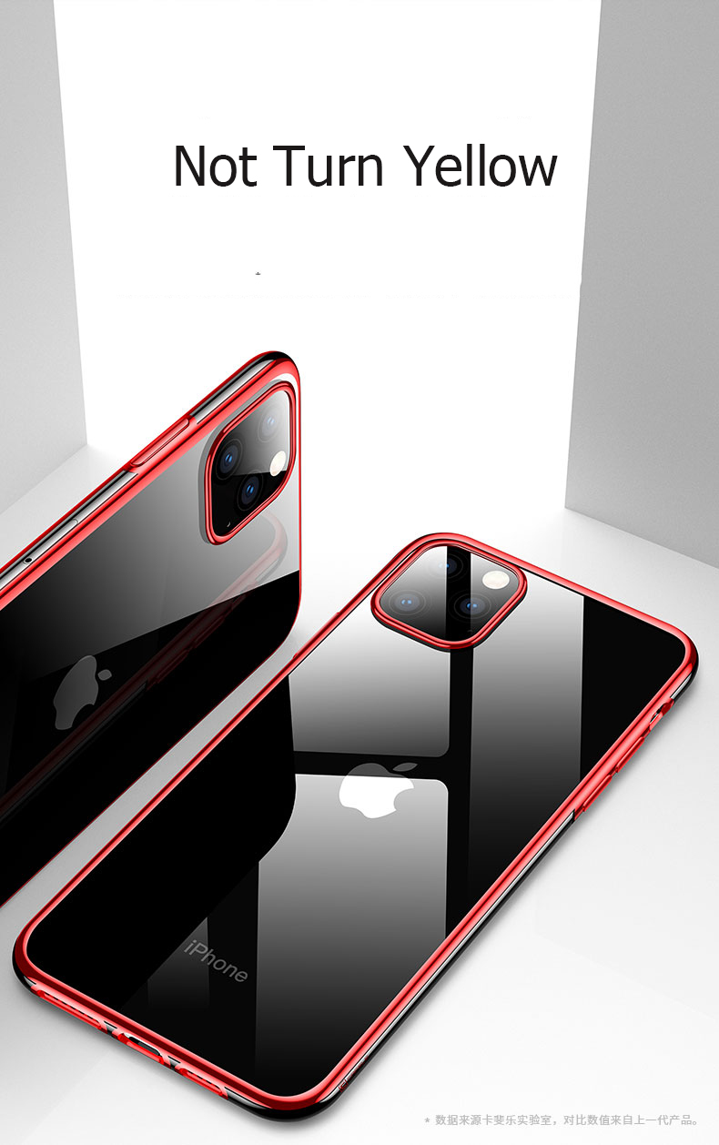 Bright Crystal Clear Case for iPhone 11/11 Pro/11 Pro Max 11