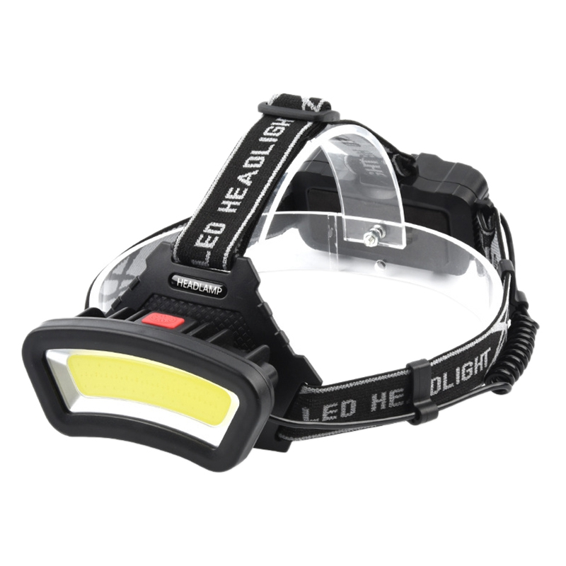 Rechargeable Headlamp, Hard Hat Light - Adults LED Headlamp Flashlight, Perfect Headlamps For Camping, Head Light Lamps For Adul