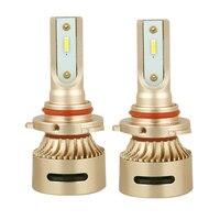 DHL free shipping 50 sets H4 H7 H1 LED headlight for car 12v 50W led H11 9005 HB3 HB4 9006 H3 headlight bulb