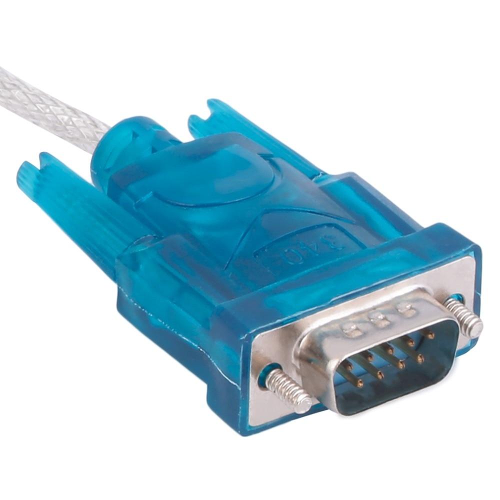 עגלות פג 2.0 USB Wired כדי סידורי RS232 CH340 9 פין מתאם ממיר כבלים עבור Windows 98 / SE עבור / בשבילי / 2000 / XP עבור / עבור Vista / 7/8 (5)