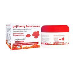 Goji Berry Moisturizing Anti Age Cream Chinese Skin Care Remove Deep Wrinkle Line Anti Wrinkle Remove Spots