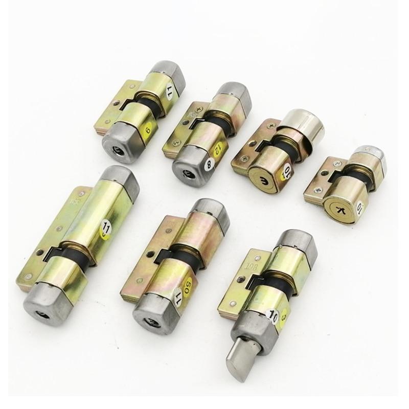 Door Lock Cylinder Pull Handle Lock Body Universal AFS Cylinder Security Door Lock Core Security Vin