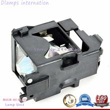 ET LAC75 żarówka do projektora z obudową do PANASONIC PT LC55U/PT LC75E/PT LC75U/PT U1S65/PT U1X65/TH LC75 PT LC55E