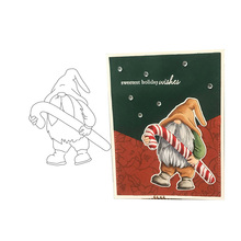 Dwarf Clear Stamps Silicone Seals Stamp for DIY Scrapbooking Christmas Rubber Stamps Making Album Photo Crafts Card New Stamp au1212 austria 2012 christmas maria sarkozy altar painting stamp 1 new 1206