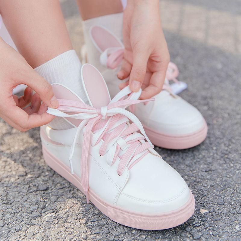 Lolita Bunny Ears Sneakers 1
