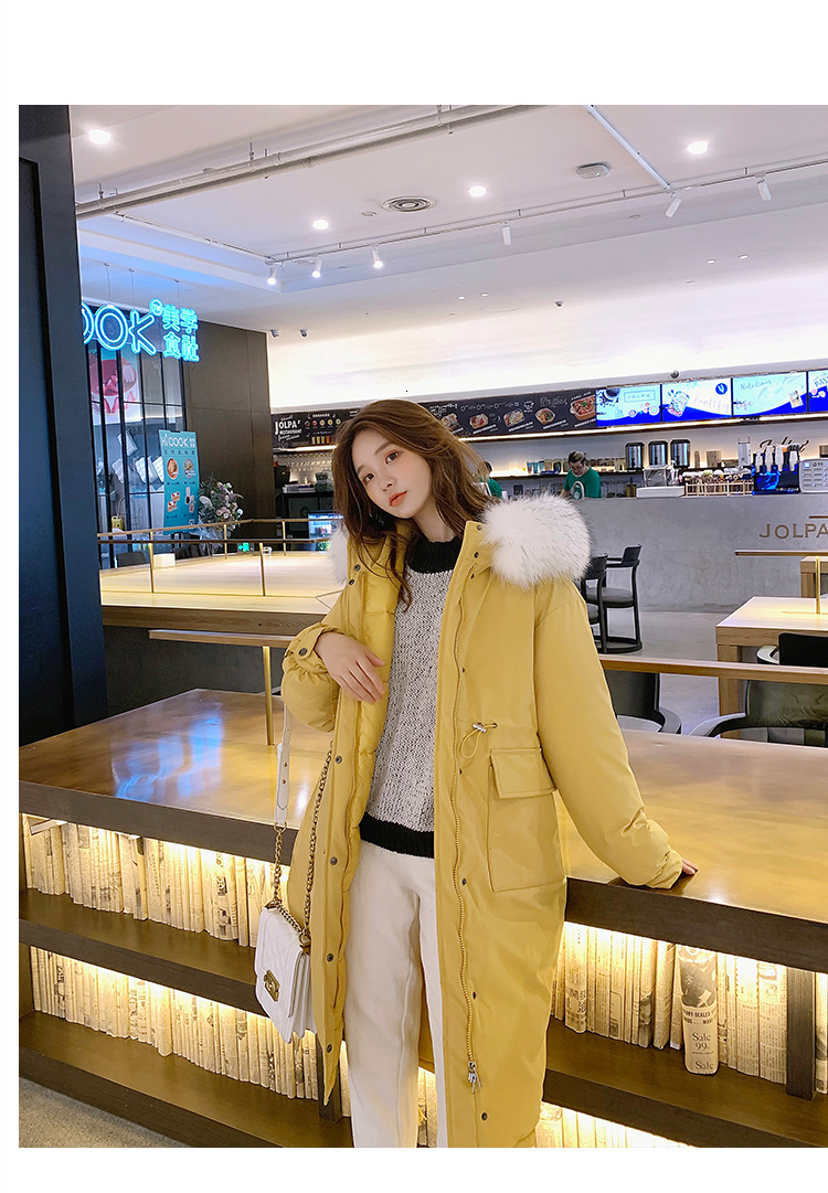 Warm Oversized Cotton Chic 24