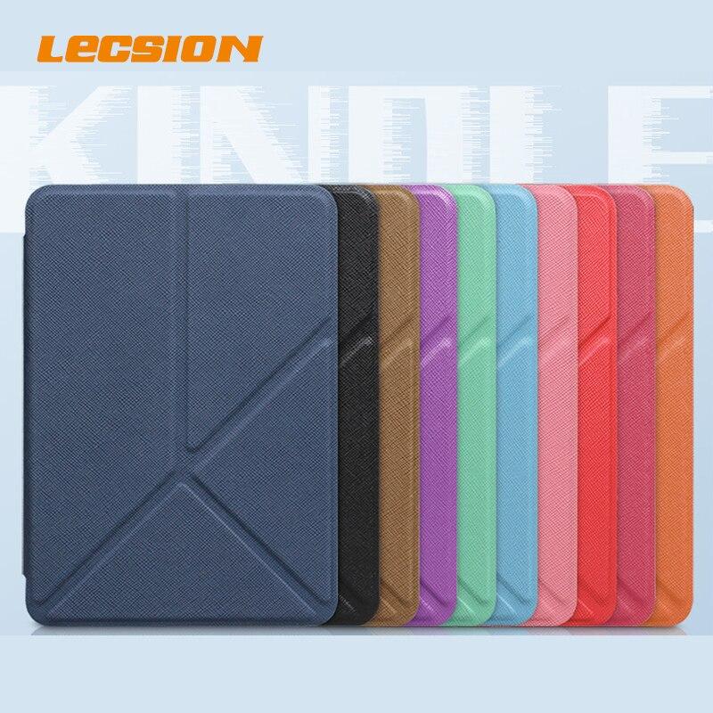 Кожаный чехол-книжка для Kindle Paperwhite 4 3 2 1 10 поколения 2019 J9G29R PQ94WIF 6 дюймов