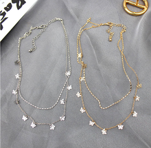 New Boho Cute Butterfly Choker Necklace For Women Gold Clavicle Chain Statement Collar Female Chocker Fashion Jewelry chic butterfly choker necklace for women gold silver chain statement collar female chocker best shining jewelry party 2020 new