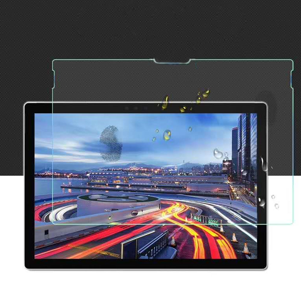 Tempered Glass For Microsoft Surface Pro 6 Pro 5 Pro 4 12.3 RT1 Pro 2 RT2 Pro 3 RT3 Pro3 12 10.8 inch Tablet Screen Protector