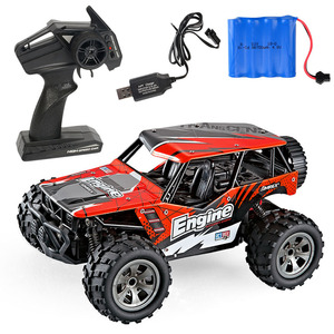 1:18 RC Car Off-Road Cars Truck Vehicle Model Remote Control High Speed Buggy For Boy Kids Gift 5 Color(China)