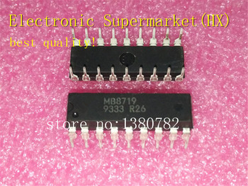 Free Shipping 10pcs/lots MB8719 MB8719M DIP-18 IC In stock! free shipping 1pc bergeon 30226a watch oil dip oiler stand made in china