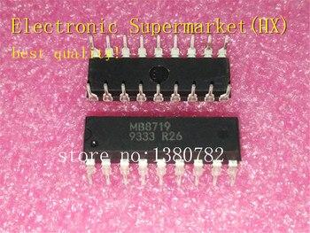 Free Shipping 10pcs/lots MB8719 MB8719M DIP-18 IC In stock! 10pcs td62783apg tos dip 18 make in china