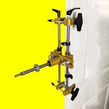 Solid Wood Door Opener Locksmith Woodworking Door Lock Mortiser Installation Mortising Jig Tool Wood Slotting Machine