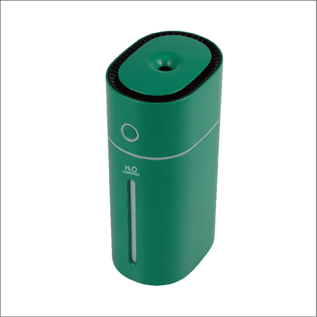 Transmitter Colorful Portable Home Usb-Air-Humidifier Fragrance Essential-Oil Office