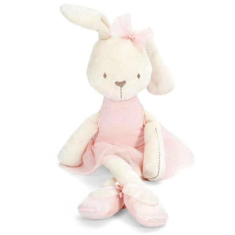 Cute 42cm Large Soft Stuffed Animal Rabbit Bunny Toy Baby Kid Girl Toys