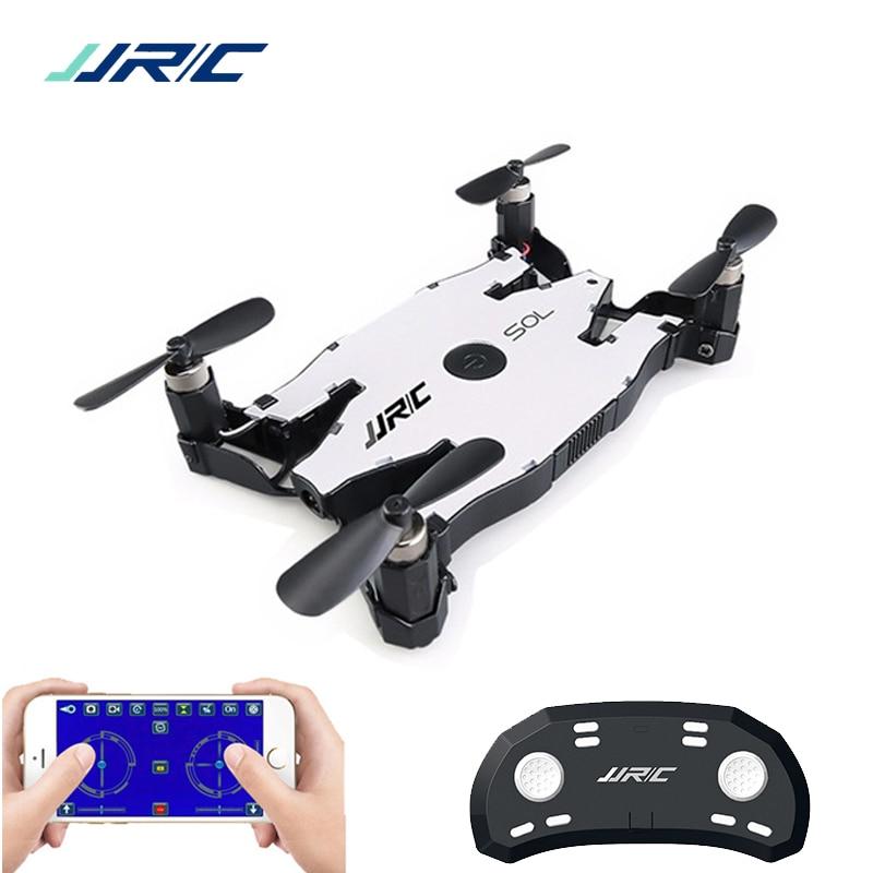 Selfie Drone JJRC H49 H49WH RC Mini Drone con 720P HD Wifi FPV Macchina Fotografica Elicottero RC Drone Una Chiave di ritorno il Mantenimento di Quota VS H37