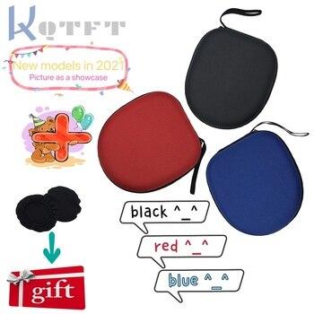 Earpads Protection Carrying Box Bag Case Storage Package Earphone  for AKG K518 K518DJ K81DJ K520 Headphone