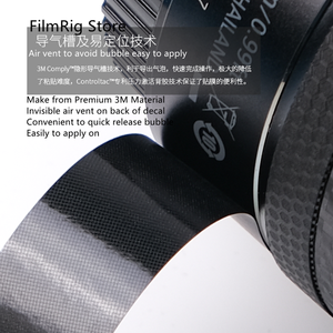Image 5 - Chống Trầy Xước Fuji GFX 50S Bảo Vệ Màng Bọc Decal Da Cho Máy Ảnh FujiFilm GFX50S Bảo 3M vincy Miếng Dán