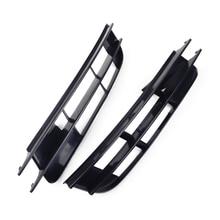купить CITALL 1Pair Front Lower Bumper Cover Fog Light Grille Fit for Audi Q7 2007 2008 2009 4L0807681/4L0807682 онлайн
