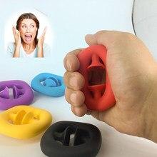 Unzip brinquedos aperto anel sensorial brinquedo autismo alívio do estresse crianças adulto antistresse brinquedo apertos de mão trem força brinquedo