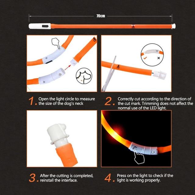 LED Pet Collar  2