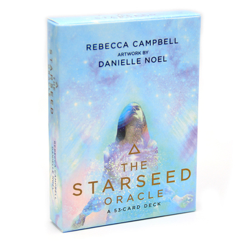 The Starseed Oracle: A 53-Card Deck and E-Guidebook Cards A modern oracle for a new generation of mystics fans of astrology Age felix ayuk the oracle of reason