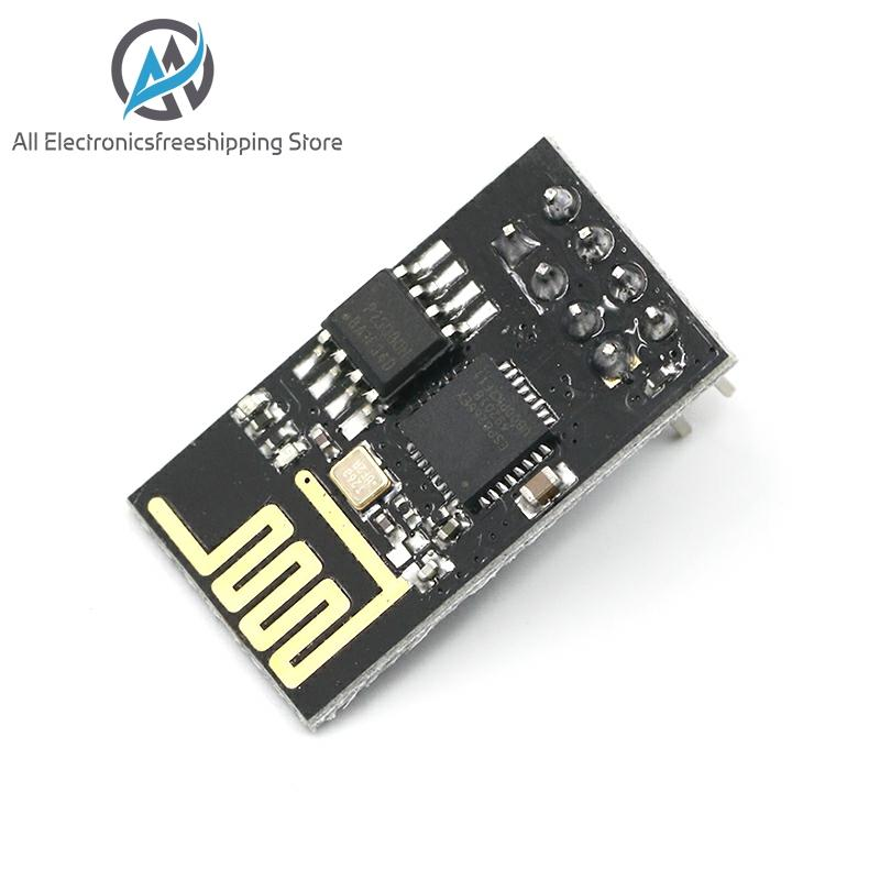ESP01 Programmer Adapter UART GPIO0 ESP-01 Adaptater ESP8266 CH340G USB To ESP8266 Serial Wireless Wifi Developent Board Module