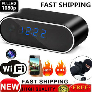 HD 1080P Wireless Wifi Alarm C