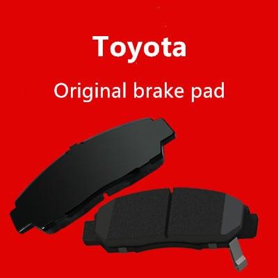 Make  For The Original Brake Pads Of Toyota Corolla, Camry, RAV4, Corolla, Leilingyi And Weichi