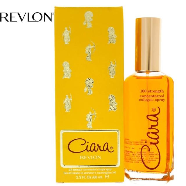Revlon perfume for woman Long Lasting Perfumes Ciara Flowers Fruits Flavor Fragrance- 2.38 oz Cologne Spray 1