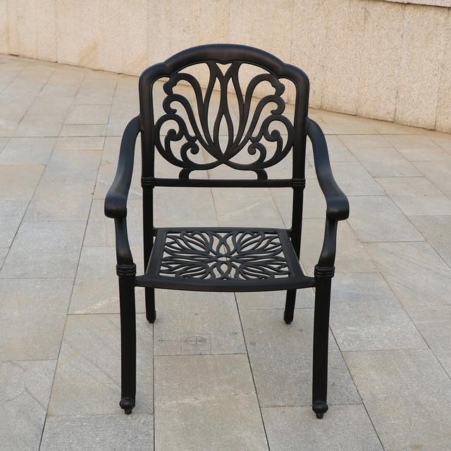 Elizabeth style chair garden metal chair